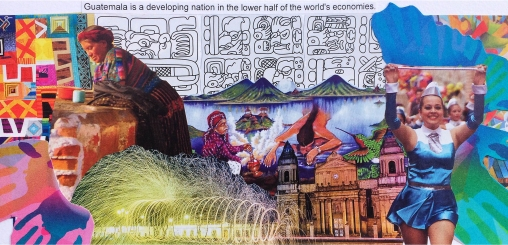 Guatemala, Collage, 2014