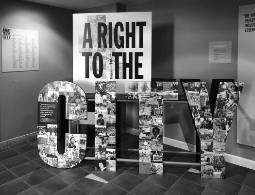A Right to the City