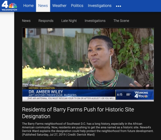 Barry Farm NBC