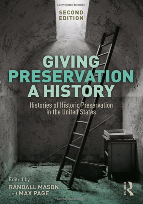 Giving Preservation a History